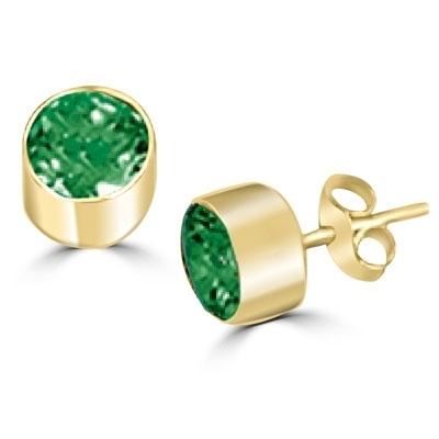 "Details about  /14.8 CTW 14K Solid White gold fine Necklace 16-24/"" Briolette genuine Emerald"